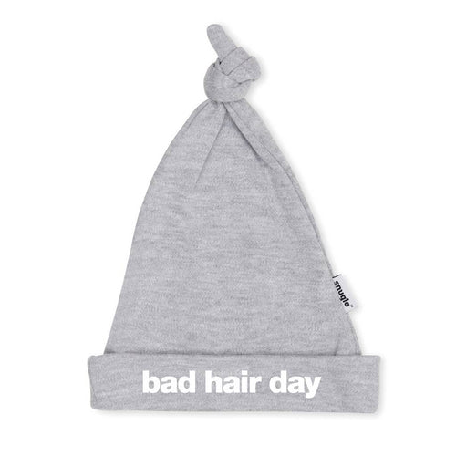 Bambinista - SNUGLO -Accessories - Hat 'Bad Hair Day' Grey