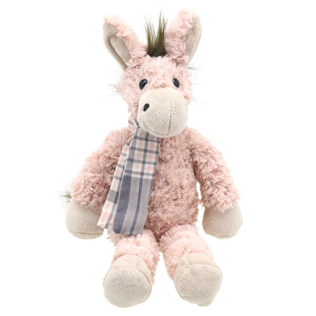 BAMBINISTA - WILBERRY - Toys - Wilberry Classics Baby Donkey Pink