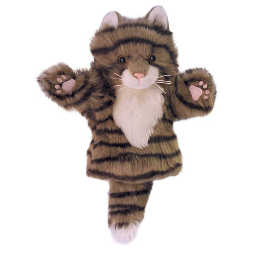 BAMBINISTA - THE PUPPET COMPANY - Toys - CarPets Puppet Tabby Cat