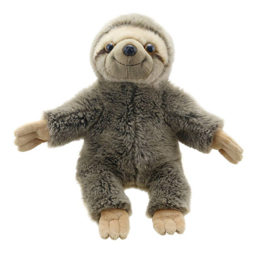 BAMBINISTA - THE PUPPET COMPANY - Toys - Full Bodied Animal Puppet Sloth