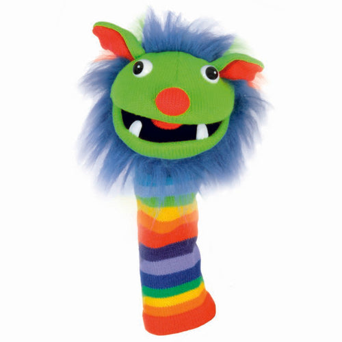 BAMBINISTA - THE PUPPET COMPANY - Toys - Sockettes Puppet Rainbow