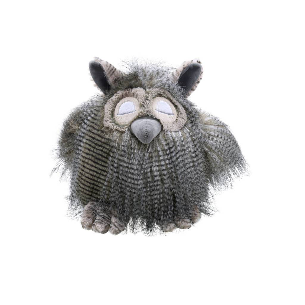 BAMBINISTA - WILBERRY - Toys - Wilberry Feathery Friends Small Owl