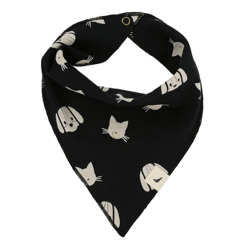 BAMBINISTA - TURTLEDOVE LONDON - Accessories - Reversible Percy and Maurice / Stripe Bib