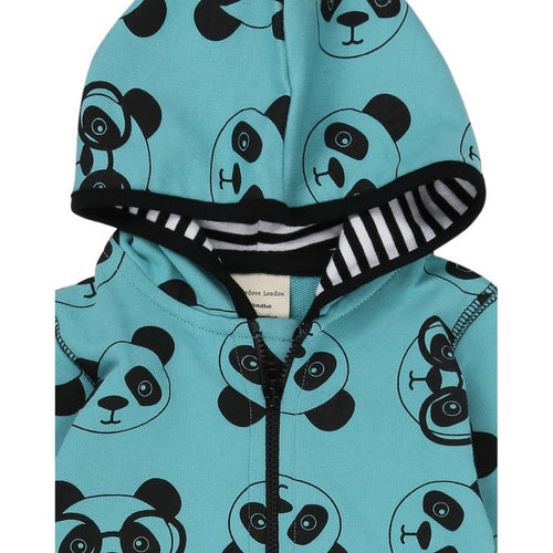 BAMBINISTA - TURTLEDOVE LONDON - Outerwear - Panda Sweat Outersuit