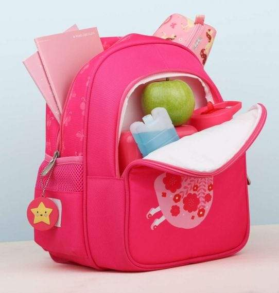 Bambinista-A LITTLE LOVELY COMPANY-Accessories-Backpack Fairy Insulated