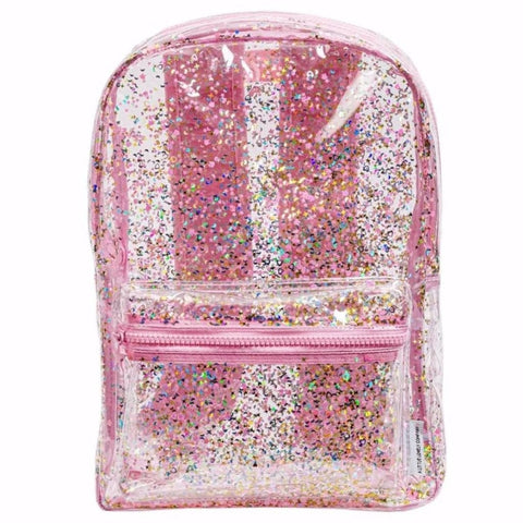 Bambinista-A LITTLE LOVELY COMPANY-Accessories-Backpack Glitter
