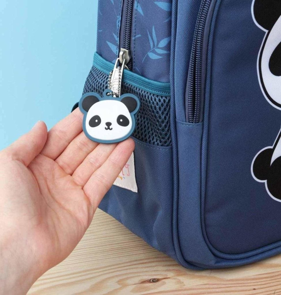 Bambinista-A LITTLE LOVELY COMPANY-Accessories-Backpack Panda