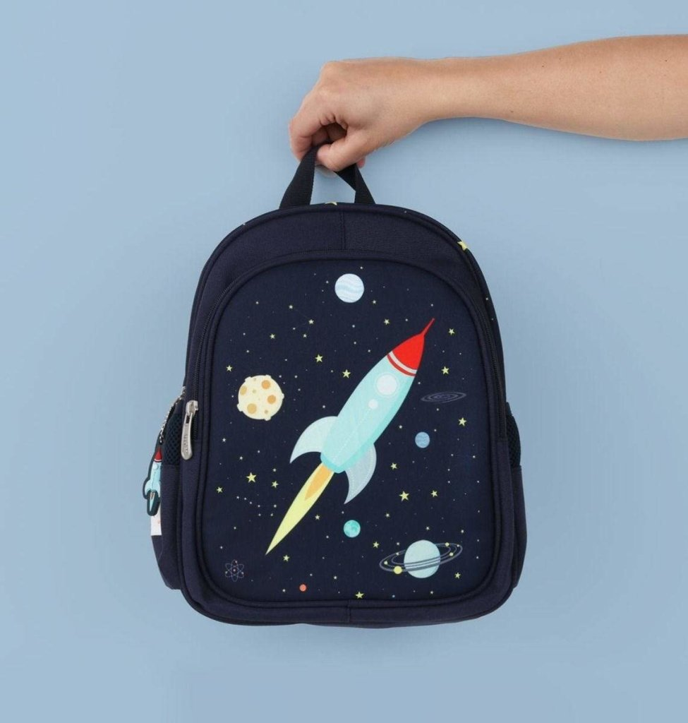 Bambinista-A LITTLE LOVELY COMPANY-Accessories-Backpack Space Insulated