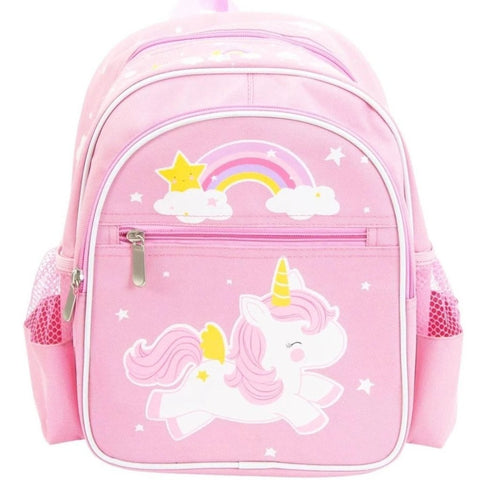 Bambinista-A LITTLE LOVELY COMPANY-Accessories-Backpack Unicorn