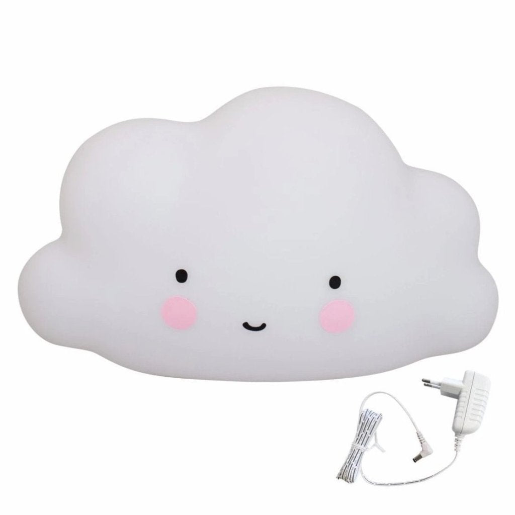 Bambinista-A LITTLE LOVELY COMPANY-Decor-Big Light Cloud Touch