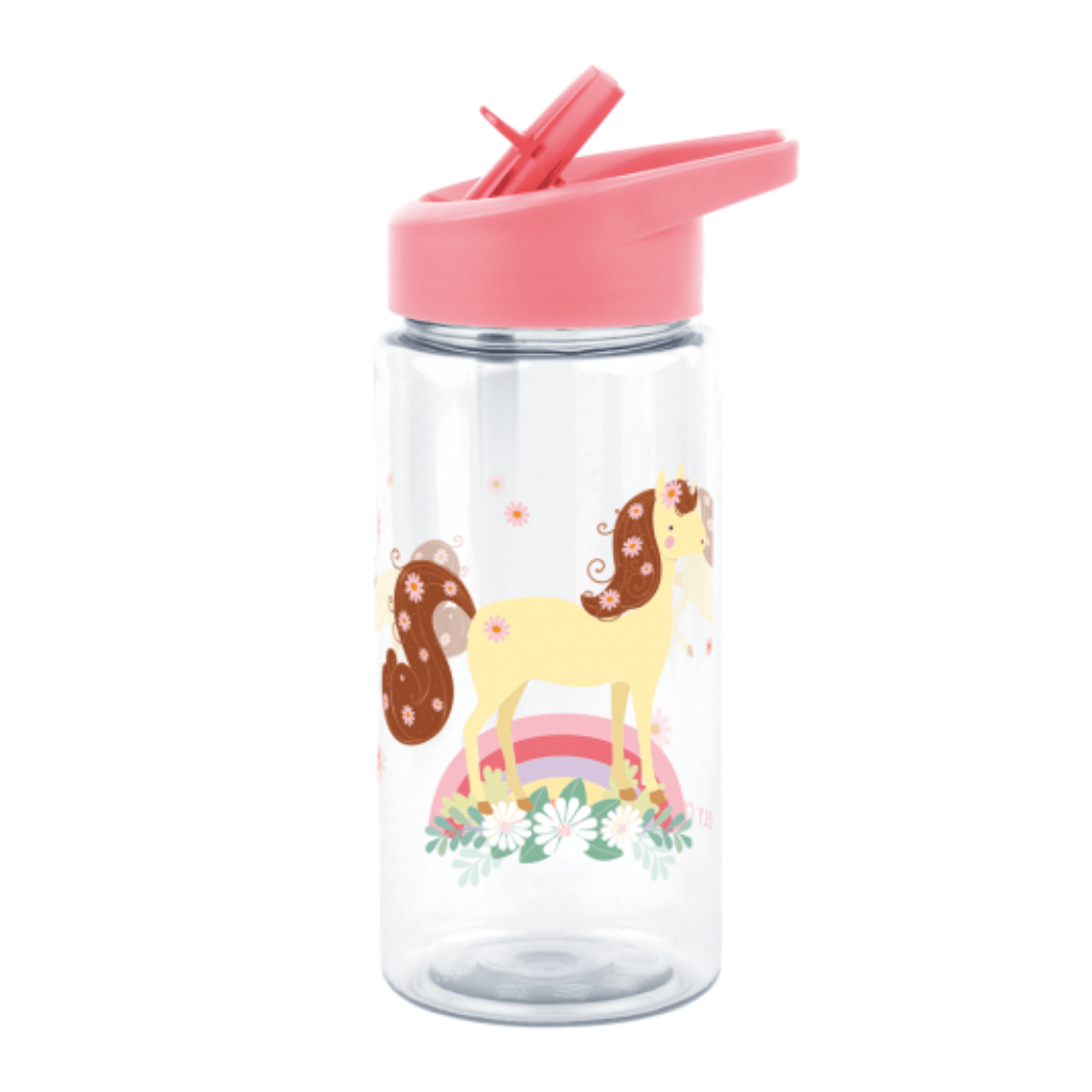 Bambinista-A LITTLE LOVELY COMPANY-Tablewear-Drink Bottle Horse