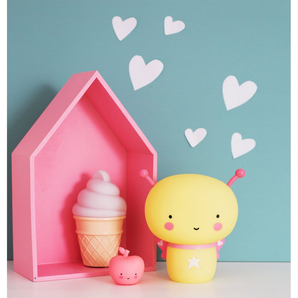 Bambinista-A LITTLE LOVELY COMPANY-Toys-Little Light Ice Cream White