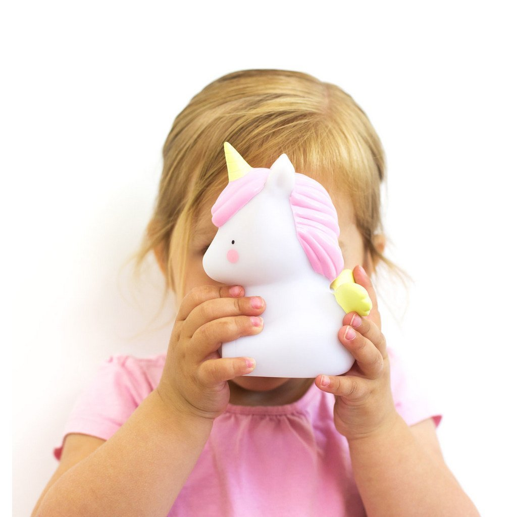 Bambinista-A LITTLE LOVELY COMPANY-Toys-Little Light Unicorn
