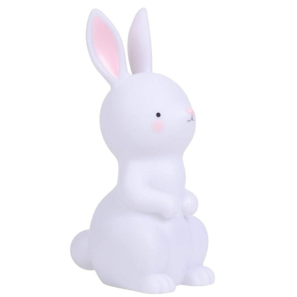 Bambinista-A LITTLE LOVELY COMPANY-Decor-Night Light Bunny
