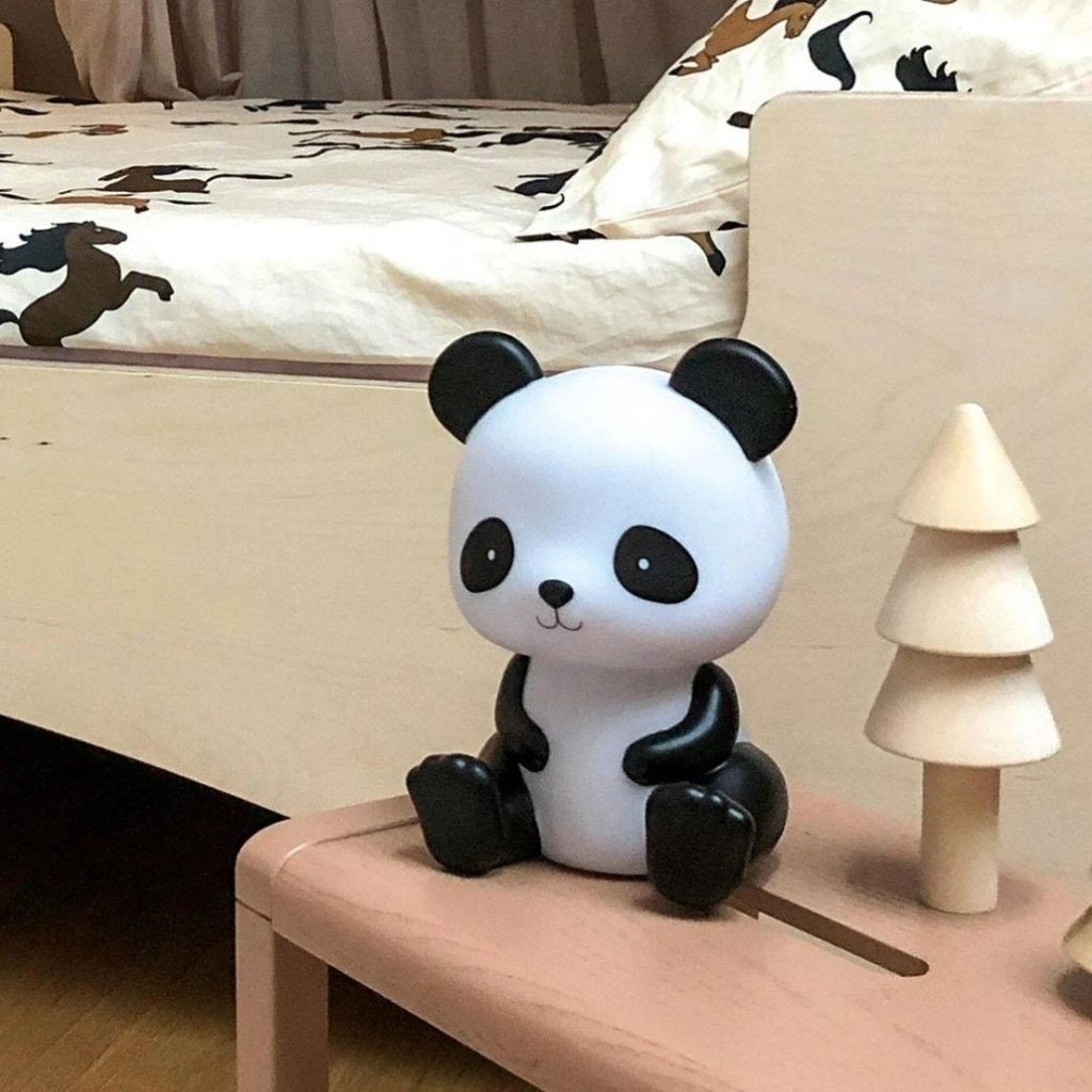 Bambinista-A LITTLE LOVELY COMPANY-Toys-Night Light Panda
