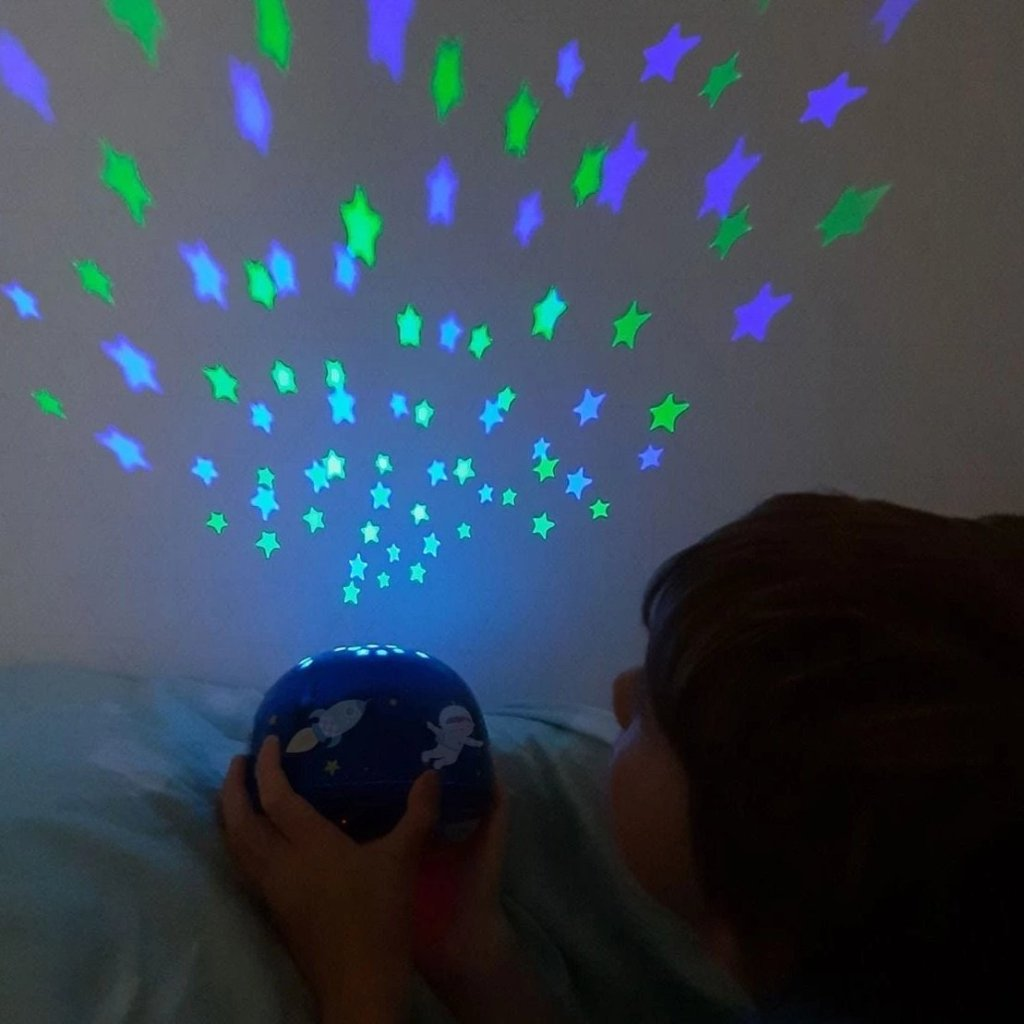 Bambinista-A LITTLE LOVELY COMPANY-Decor-Projector Light Space