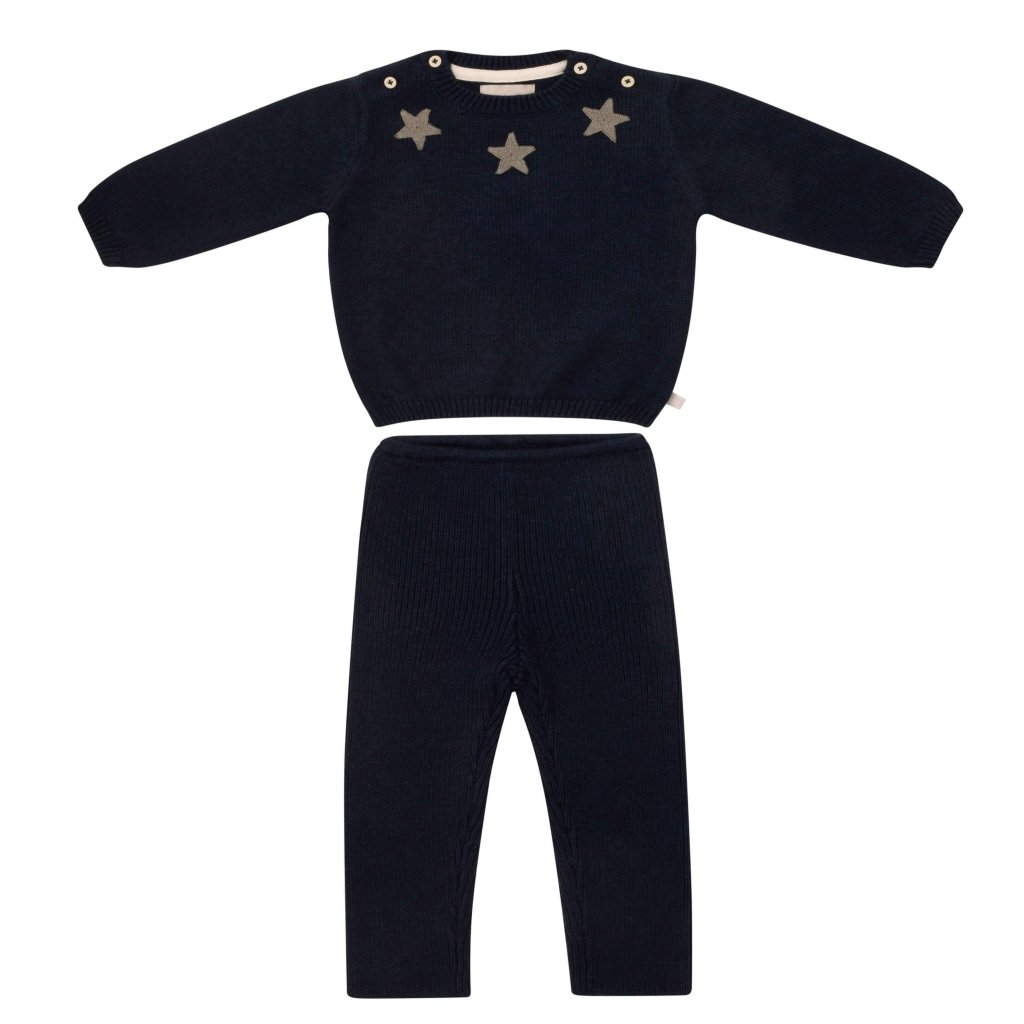 Bambinista-ARC DE NOA-Tops-Star of the Show Sweater Set