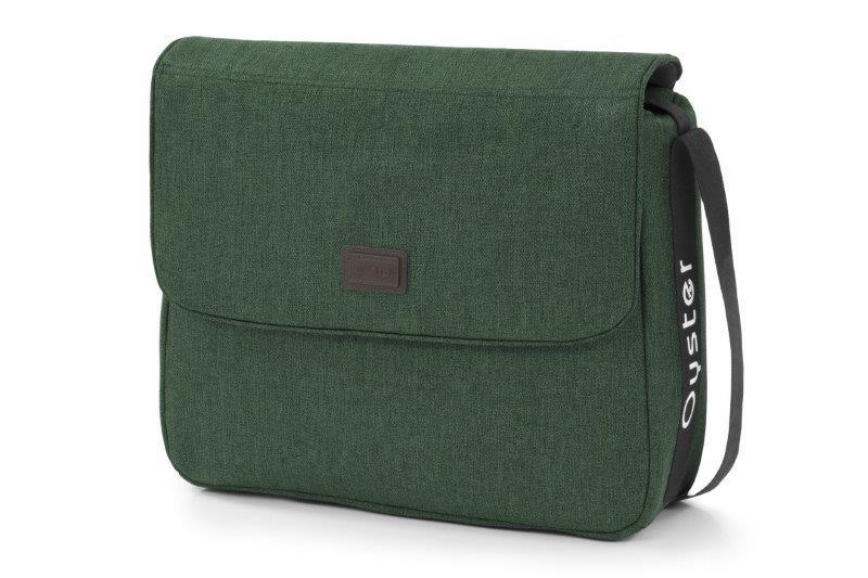 Bambinista-BABY STYLE-Travel-Oyster 3 Changing Bag - Alpine Green