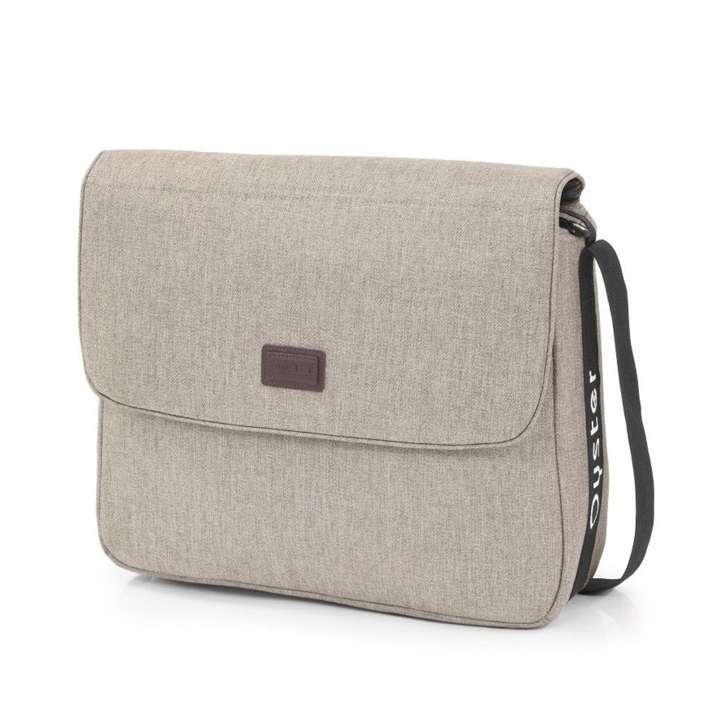 Bambinista-BABY STYLE-Travel-Oyster 3 Changing Bag - Pebble