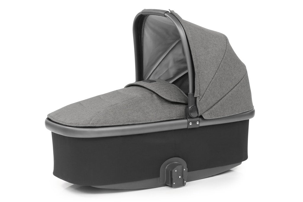 Bambinista-BABY STYLE-Travel-Oyster 3 Essential Package (5 Piece) - Mercury / City Grey Chassis