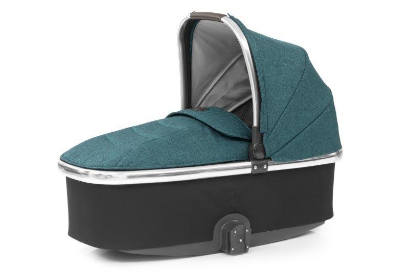 Bambinista-BABY STYLE-Travel-Oyster 3 Ultimate Package (12 Piece) - Peacock