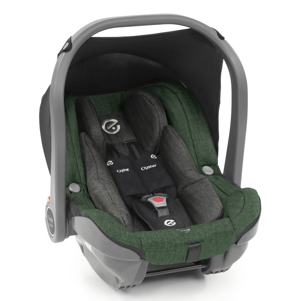 Bambinista-BABY STYLE-Travel-Oyster Capsule (i-Size) Car Seat - Alpine Green