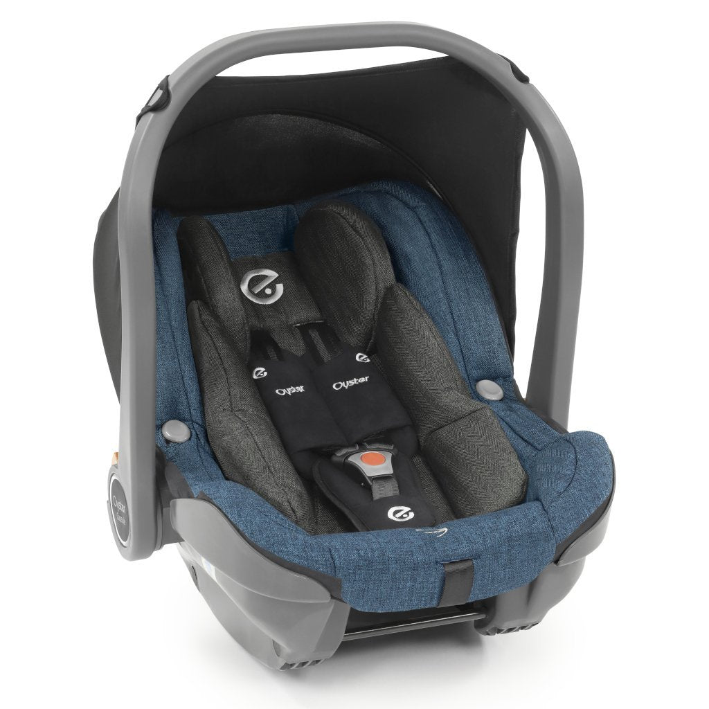 Bambinista-BABY STYLE-Travel-Oyster Capsule (i-Size) Car Seat - Regatta