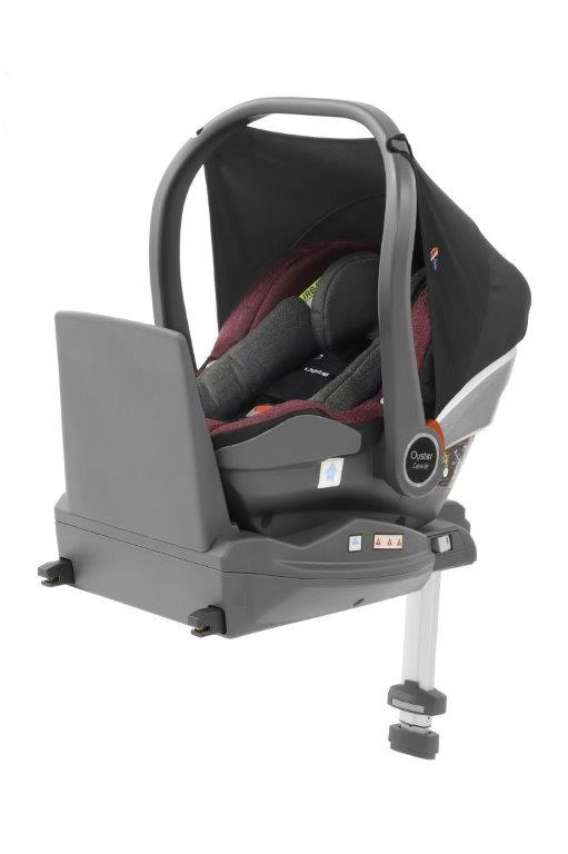 Bambinista-BABY STYLE-Travel-Oyster Capsule (i-Size) Car Seat - Truffle