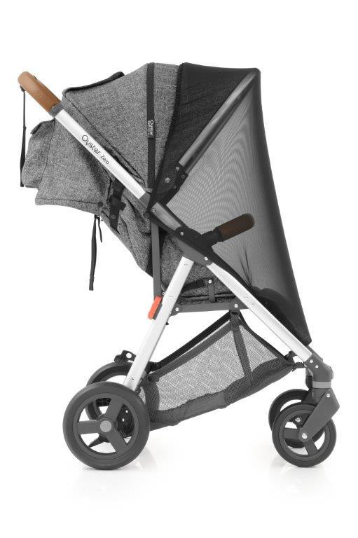 Bambinista-BABY STYLE-Travel-Oyster Zero Stroller - Mercury