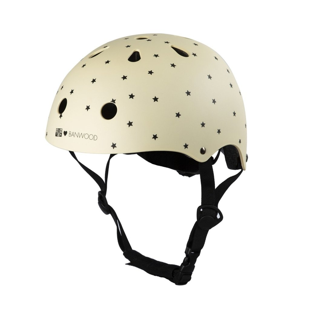 Bambinista-BANWOOD-Toys-Bike Helmet Bonton Limited Edition - Home Delivery