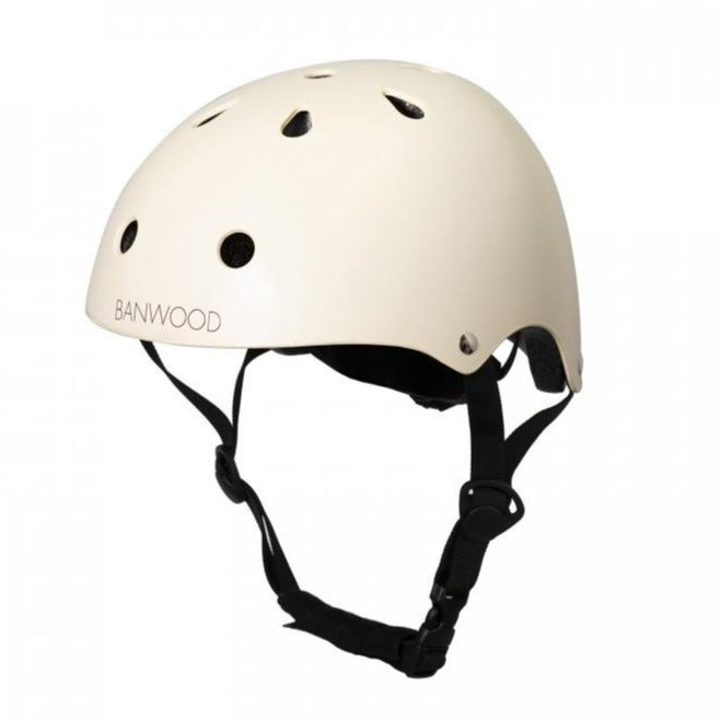 Bambinista-BANWOOD-Toys-Bike Helmet Cream