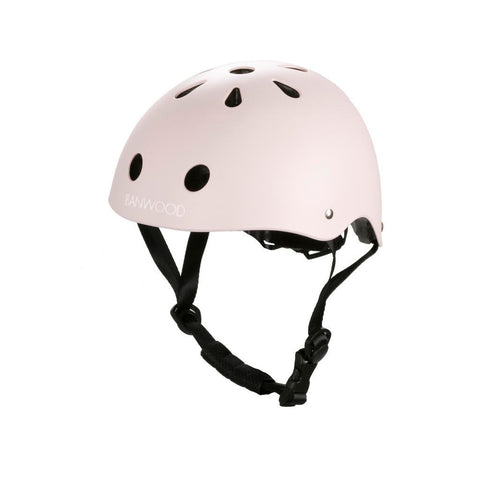 Bambinista-BANWOOD-Toys-Bike Helmet Pink - Home Delivery