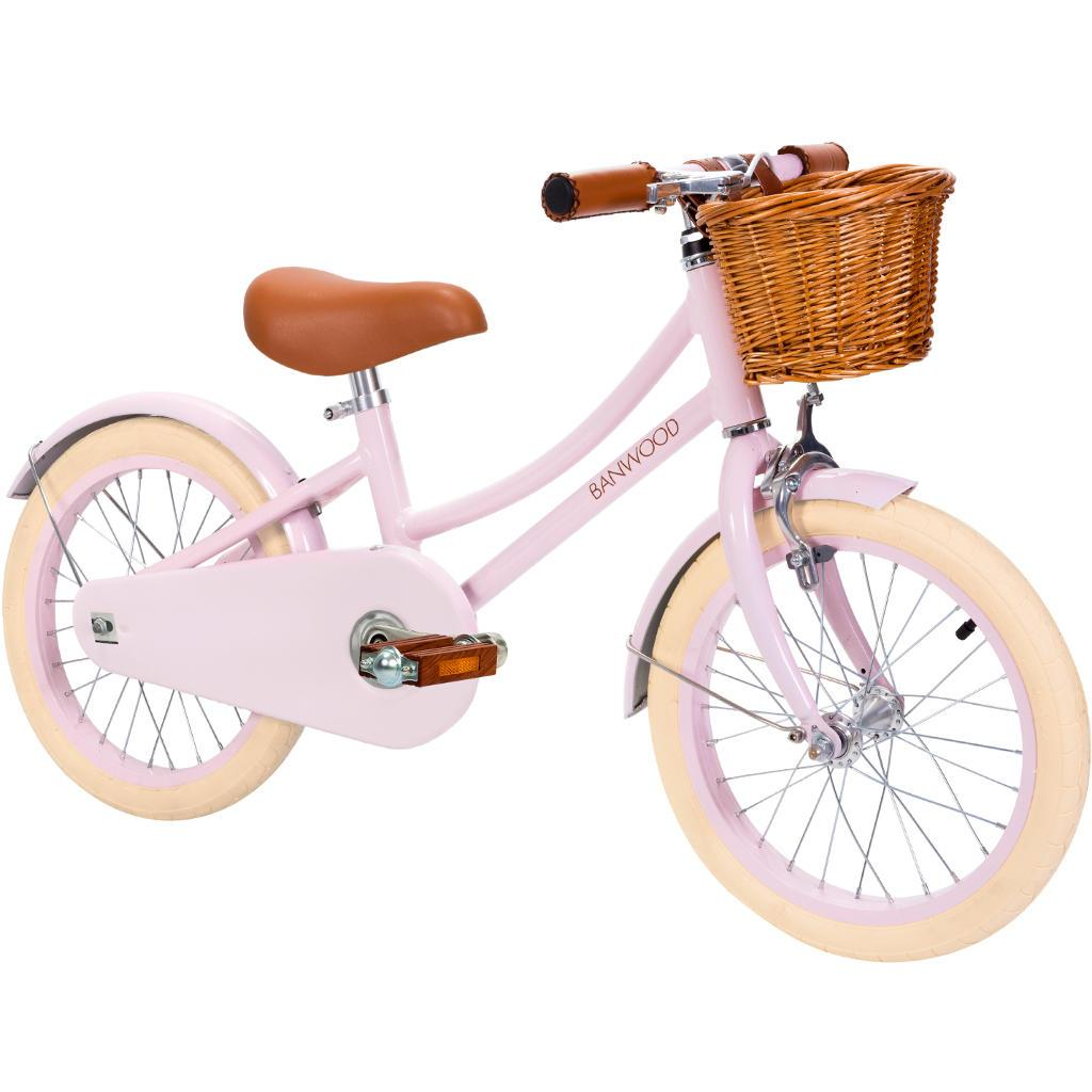Bambinista-BANWOOD-Toys-CLASSIC Pedal Bike Pink