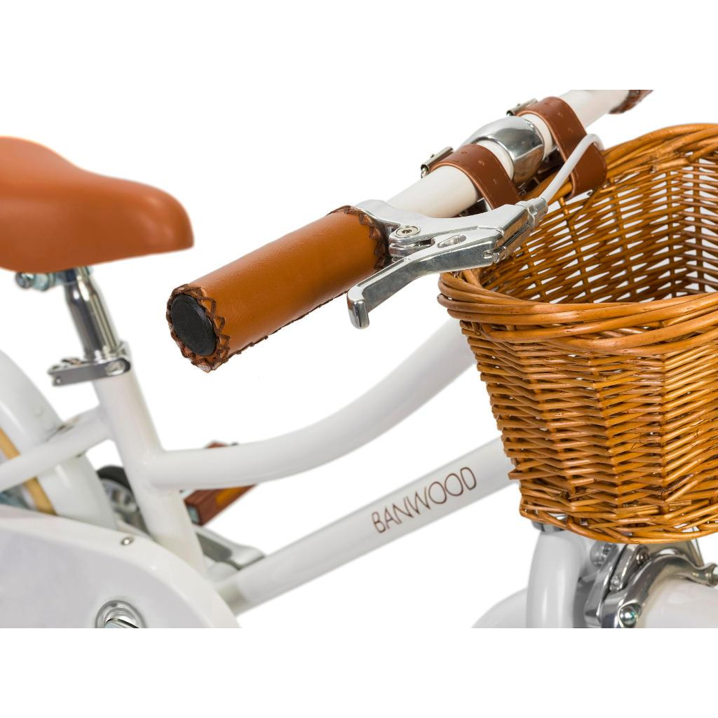 Bambinista-BANWOOD-Toys-CLASSIC Pedal Bike White