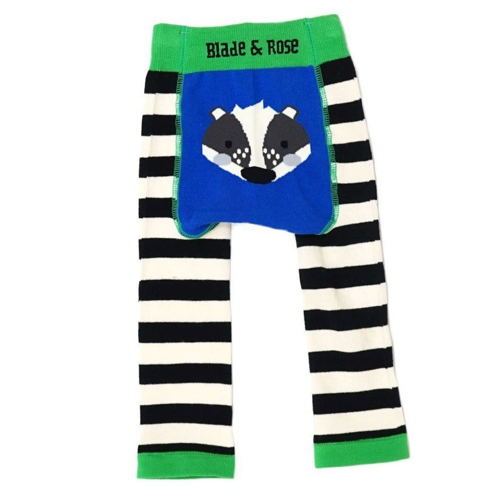 Bambinista-BLADE & ROSE-Bottoms-Blade & Rose Pip The Badger Leggings