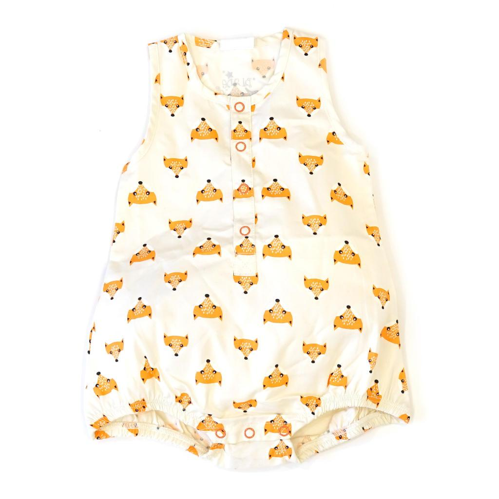 Bambinista-BLADE & ROSE-Rompers-Fox Bubble Romper