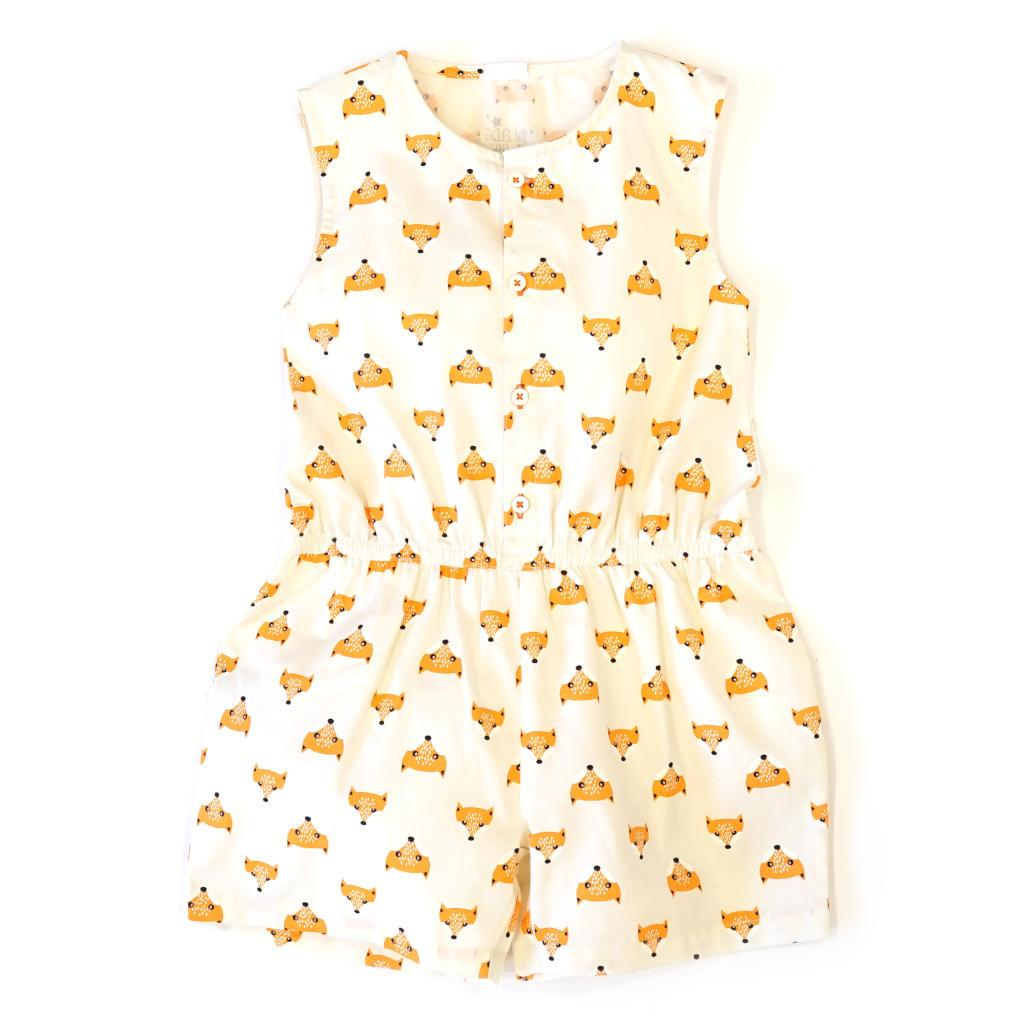 Bambinista-BLADE & ROSE-Rompers-Fox Playsuit