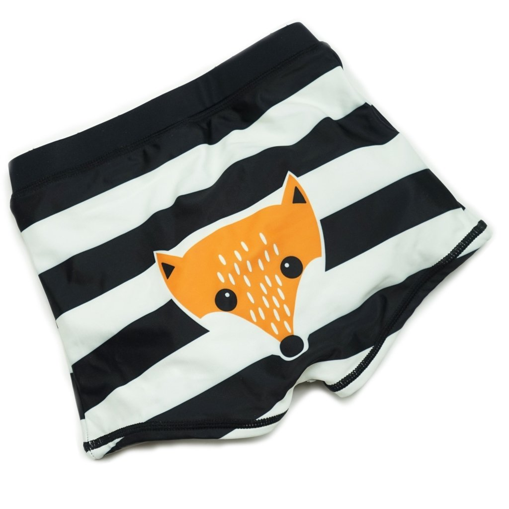 Bambinista-BLADE & ROSE-Swimwear-Fox Swim Shorts