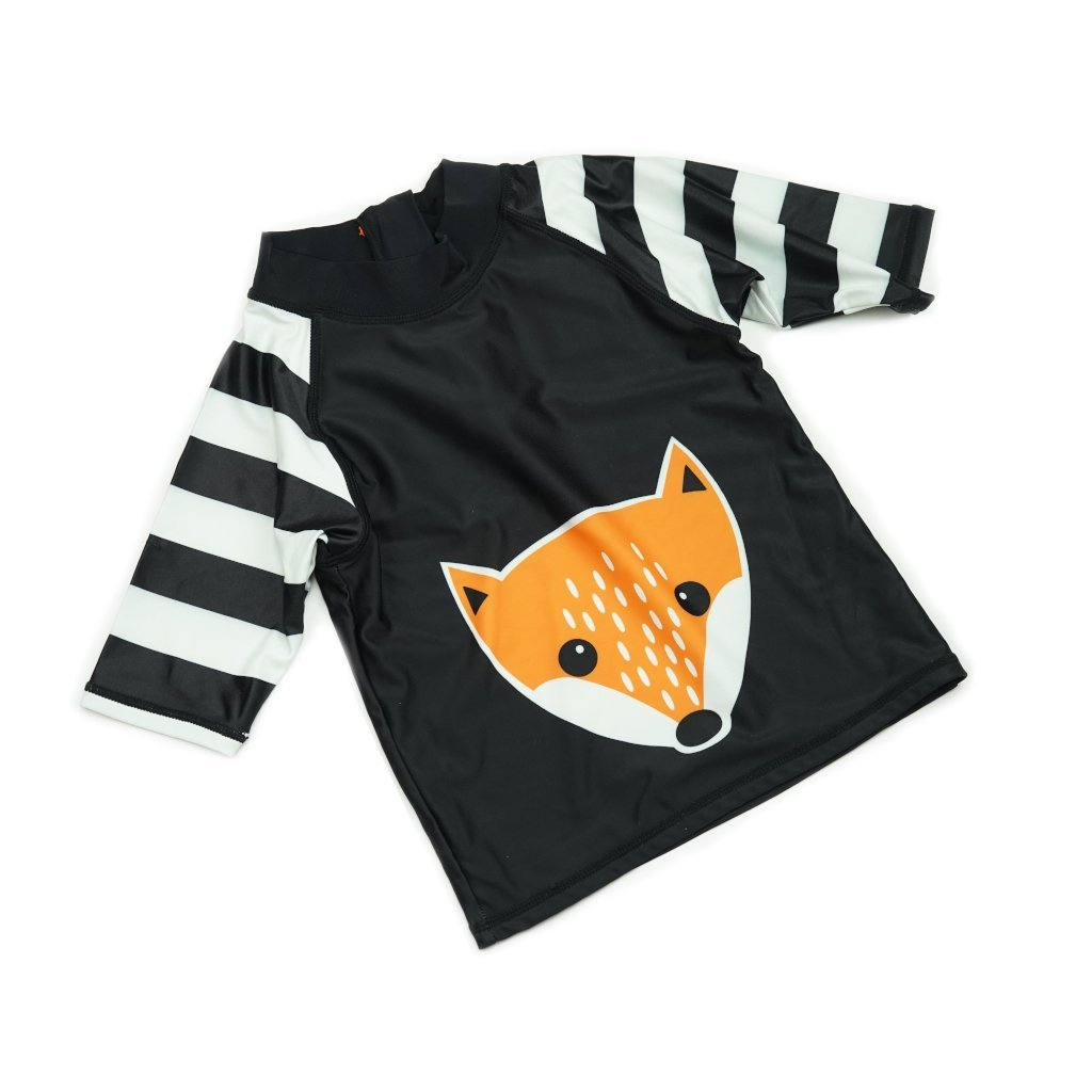 Bambinista-BLADE & ROSE-Swimwear-Fox Swim Top