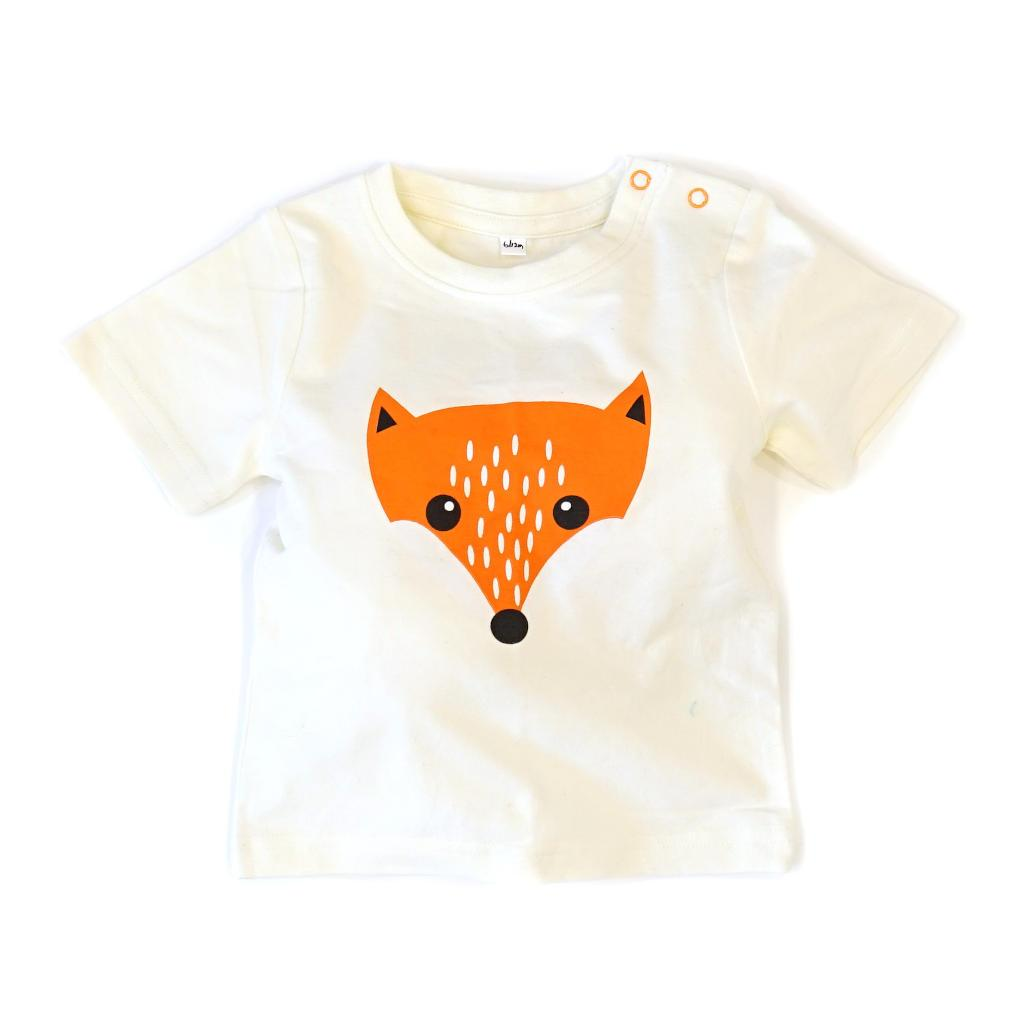 Bambinista-BLADE & ROSE-Tops-Fox T-Shirt
