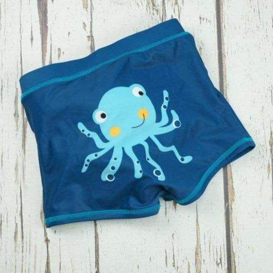 Bambinista-BLADE & ROSE-Swimwear-Octopus Swim Shorts
