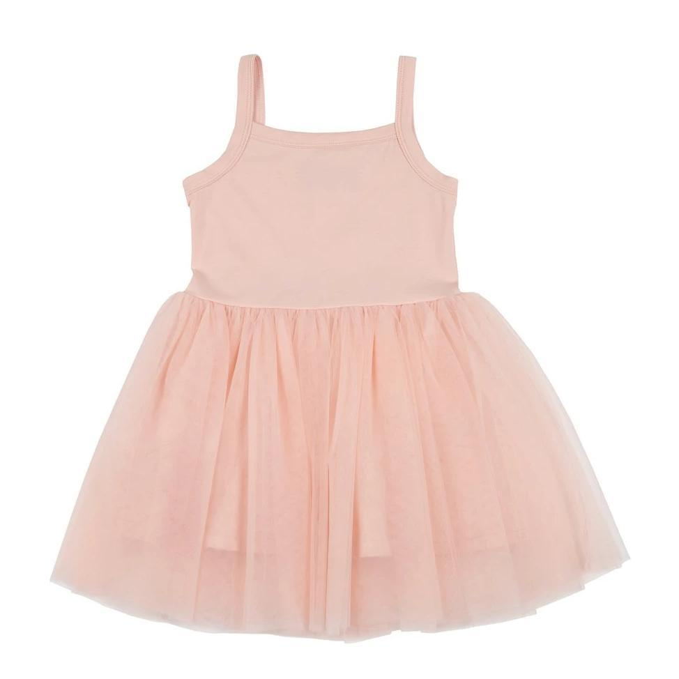 Bambinista-BOB & BLOSSOM-Dresses-Tutu Dress Blushing Pink