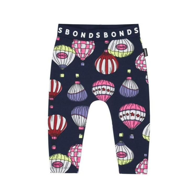 Bambinista-BONDS-Bottoms-Bonds Stretchies Leggings Sky High