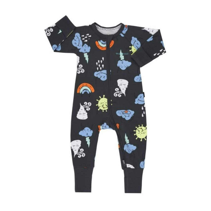 Bambinista-BONDS-Rompers-Bonds Zip Wondersuit All The Feels Solar System