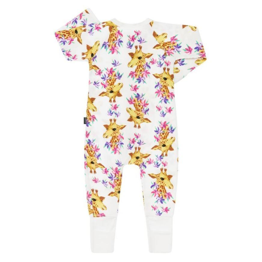 Bambinista-BONDS-Rompers-BONDS Zip Wondersuit Gigi Giraffe