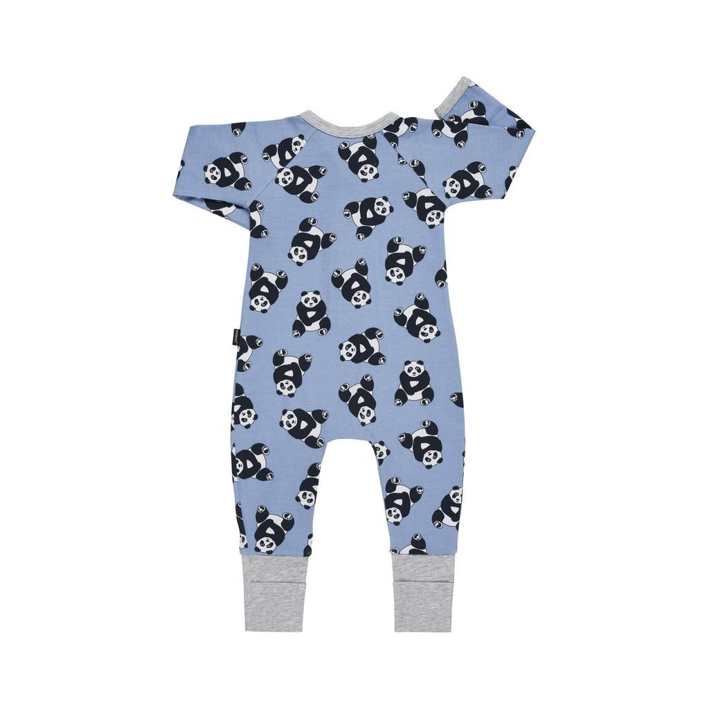 Bambinista-BONDS-Rompers-BONDS Zip Wondersuit Pablo Panda