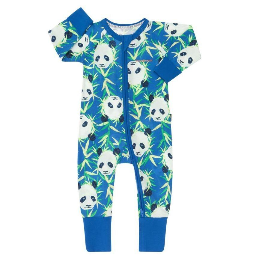 Bambinista-BONDS-Rompers-BONDS Zip Wondersuit Peter Panda