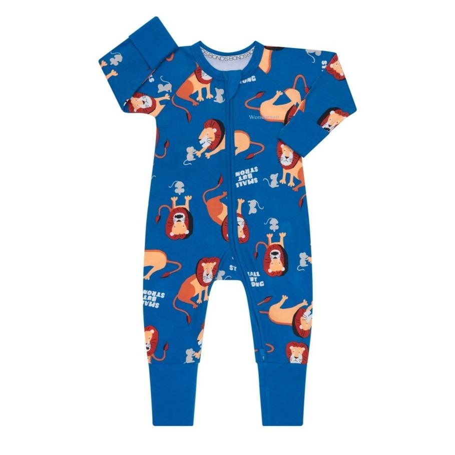 Bambinista-BONDS-Rompers-Bonds Zip Wondersuit Small But Strong