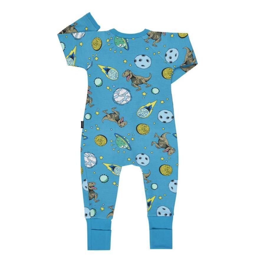 Bambinista-BONDS-Rompers-BONDS Zip Wondersuit T-Rex Dream Time