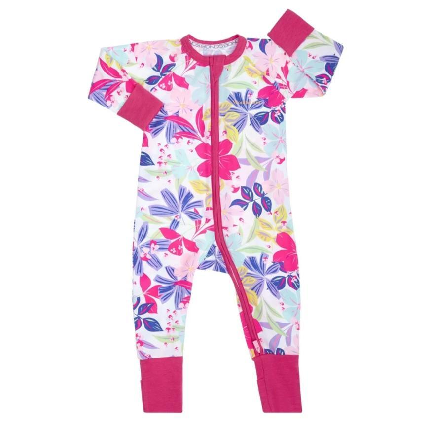 Bambinista-BONDS-Rompers-Zip Wondersuit Beach Club Floral